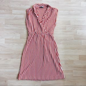 Anthropologie striped dress